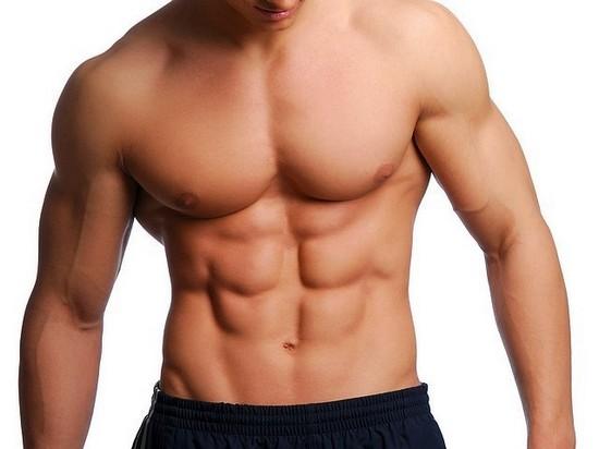 Упражнения для накачки грудных мышц мужчине