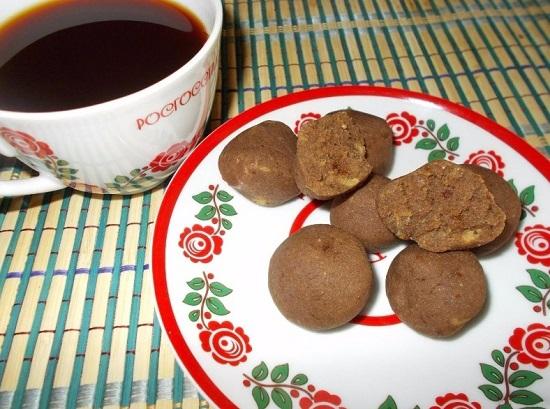 из турецкого гороха можно приготовить вкуснейшие конфеты