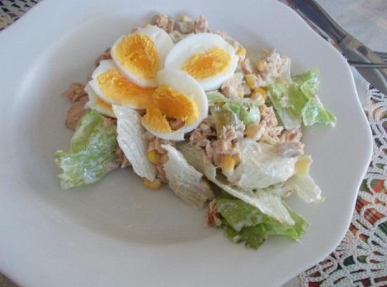 чем же полезен салат Айсберг