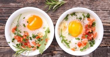 Сколько калорий в яичнице из 2 яиц