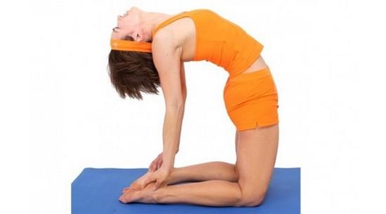 """Упражнение """"Прогибы"""" для спины"""