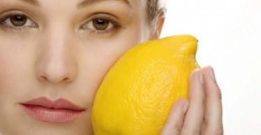 Как сделать из лимона отбеливающую маску для лица?