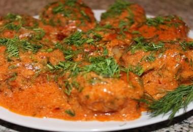 Калорийность голубцов с мясом и рисом
