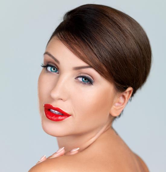 макияж для маленьких глубоко посаженных глаз