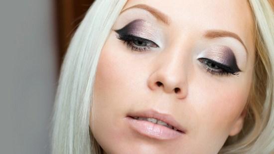 тени для блондинок с голубыми глазами палетка