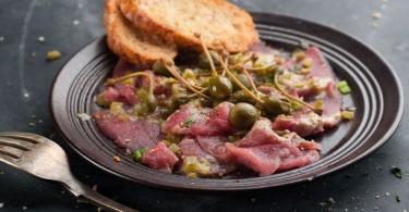 Карпаччо из говядины: рецепт в домашних условиях