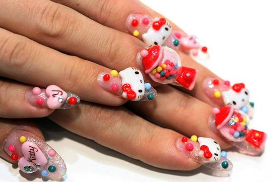 29049-nails-hello-kitty-gumball-nails — копия