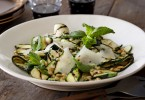 Салат из жареных кабачков: рецепты