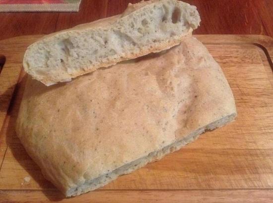 чиабатта рецепт в хлебопечке