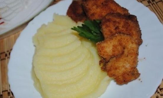 приготовить куриные наггетсы в духовке