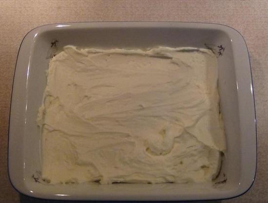 Тирамису: рецепты без яиц со сливками и сыром Маскарпоне